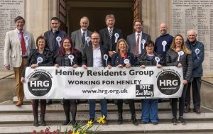 HRG launch their manifesto