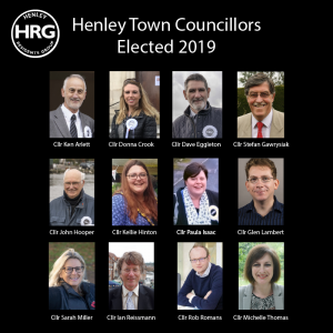 Election Results for Henley Town Council