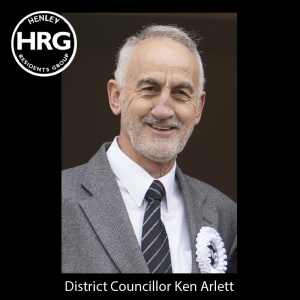 Cllr Arlett re-elected Mayor after 28 years!