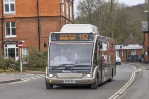 Do you use the Henley Town Bus?