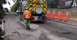 Yet more roads repaired!